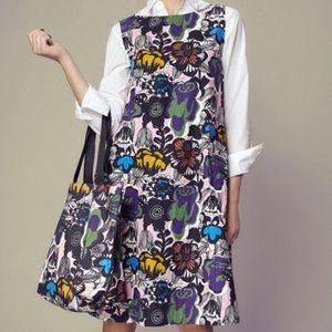 Marimekko x Uniqlo Floral Print Dress - Size Small
